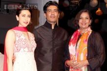LFW 2013: Bollywood stars cheer for Manish Malhotra on the opening day
