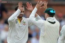 Australian media heaps praise on spinner Nathan Lyon