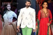 LFW 2013: Nargis Fakhri, Aditya Roy Kapur, Juhi Chawla walk the ramp