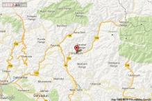 Manikarnika Temple in Uttarkashi swept away by Bhagirathi