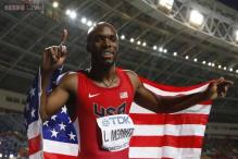 US wins men's 4x400 relay at World Championships