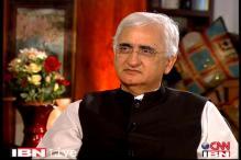 Modi, a proverbial frog, says Khurshid