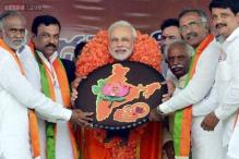 Make effective use of social media: Modi to Andhra BJP leaders