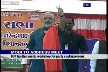 Modi likely to speak on social media at BJP's media workshop in Delhi