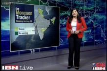 Monsoon tracker: Widespread rainfall expected across the country