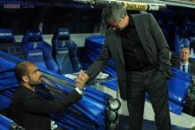 Mourinho, Guardiola renew rivalry in Super Cup