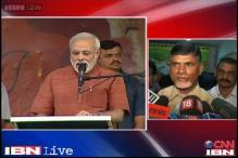 TDP chief Naidu non-commital on Modi's overture