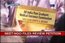 Plea filed in SC against medical entrance exam verdict