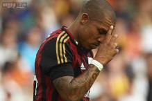 AC Milan missing 10 players for Serie A opener