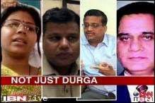 IAS officer Durga not alone, 36 pc civil servants say they're harassed