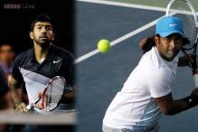 Leander Paes, Rohan Bopanna to lock horns in Cincinnati quarters