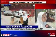 J&K girl gets US scholarship, but uncle's terror links means no passport