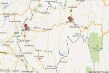 Police arrest two BNA militants in North Tripura
