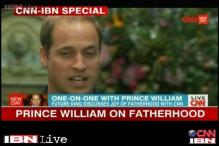 He looks like Harry when he was young: Prince William about baby son