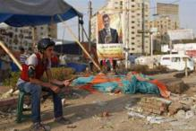 Pro-Morsi protester shot dead as Egypt standoff intensifies