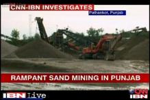 Punjab: Illegal mining on the rise, ministers pay lip-service