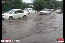 Heavy rains bring the national capital to a halt