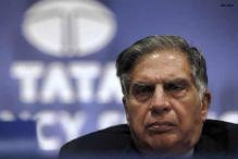 Ratan Tata attends SC hearing on Nira Radia tapes