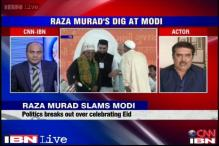 If you have PM ambitions, you need to have a big heart: Raza on Modi