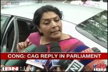 Will respond to CAG report on AgustaWestland choppers in Parliament: Congress