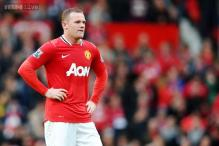 Wayne Rooney out of Community Shield with shoulder injury