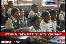 Karnataka: Over 34 per cent seats lying vacant under RTE