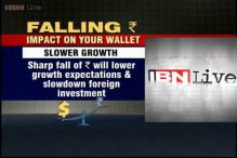 How the rupee fall will impact you