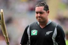 New Zealand's Jesse Ryder banned for taking drugs