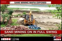 Uttar Pradesh: Illegal sand-mining rampant in Greater Noida