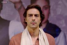 My character in 'Satyagraha' is different from 'Rajneeti': Arjun