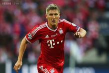 Bayern's Schweinsteiger doubtful for Super Cup