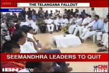 Telangana: Cong in damage control mode as leaders continue to resign