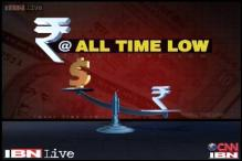 Markets tank, rupee plunges to 66.24 vs $; brace for fuel price hike