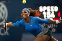 Serena Williams, Bartoli advance in Toronto