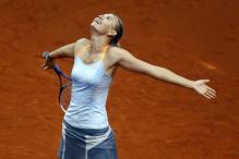 Sharapova tops Forbes list of highest-paid female athletes