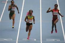 Fraser-Pryce on course to give Jamaica 100 double