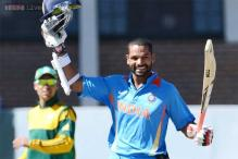 I could have scored a triple ton, says Shikhar Dhawan