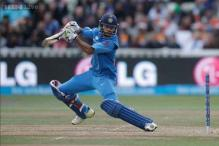 Red-hot Shikhar Dhawan burning up the charts