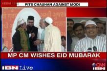 Raza Murad takes a jibe at Modi, praises MP CM for wearing skull cap