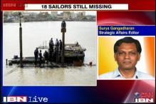 INS Sindhurakshak fire: Navy lacks salvage expertise, say sources