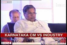 K'taka: Siddaramaiah's socialist ideologies disappoint corporate world