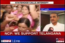 Two UPA ministers join clamour for smaller states after Telangana