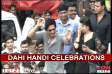 Watch: Shah Rukh Khan performs at Dahi handi celebrations