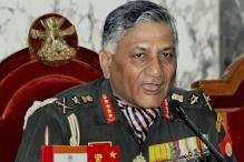 Strong response needed to LoC firings, Chinese incursions: Ex-Army chief VK Singh