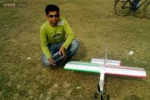 21-year old Kolkata student builds a drone, seeks help to upgrade