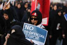 Thousands protest against government in Bahrain