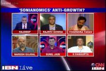 Sonianomics: Is pro-poor politics anti-growth?