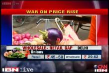 Vegetable prices soar across North India due to heavy rains