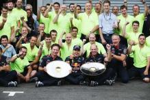 In pics: Belgian Grand Prix 2013