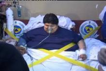 Saudi man weighing over 600 kg finally gets medical help